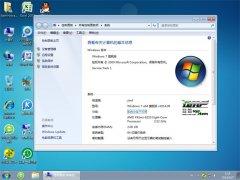 新雨林木风 Ghost Win7 x64 SP1 装机版 2014.09