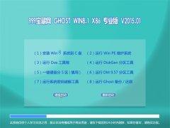 999宝藏网 GHOST WIN8.1 X64 专业版 V2015.01