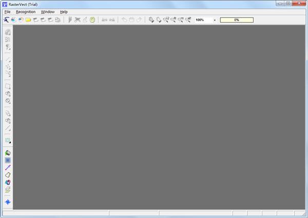 绘图工具(RasterVect Free Edition) V22.7 英文版