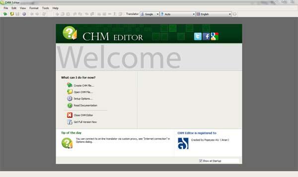 CHM Editor V2.0.1.9 注册版