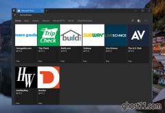 秋叶系统MicrosoftStore迎来六款PwA应用支持所有win10
