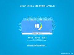 电脑店Ghost Win8.1x86 万能纯净版V201811(激活版)