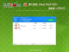 新萝卜家园Windows7 多驱动2021新年春节版64位