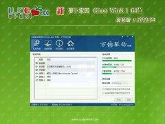 新萝卜家园Ghost Win8.1 x64位 经典装机版2021V04(免激活)