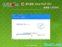 新萝卜家园Windows7 极速纯净版32位 v2020.04