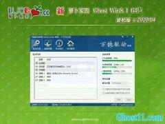 新萝卜家园Windows8.1 64位 电脑城装机版 v2020.04