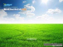雨林木风Ghost Win10 (X64) 官方专业版 v201905(永久激活)