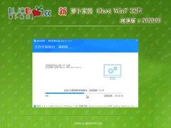 新萝卜家园Win7 Ghost 32位 稳定纯净版 v2020.05