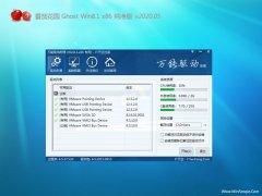 番茄花园Windows8.1 32位 精简纯净版 v2020.05