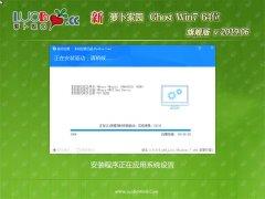 新萝卜家园GHOST WIN7 64位 全新旗舰版 2019.06(无需激活)