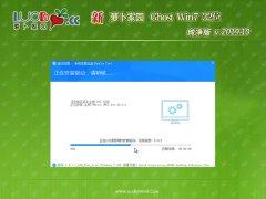 新萝卜家园Windows7 32位 清爽纯净版 2019.10