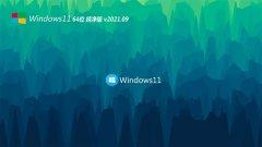 系统之家Win11 经典纯净版64位 2021.09